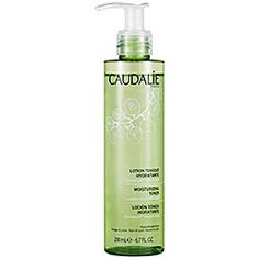Caudalie - Moisturizing Toner  This gets off all the additional dirt/makeup after washing your face! #squeekyclean