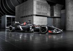 Sauber presenteert hun nieuwe Formule1-auto voor komend seizoen, de C33