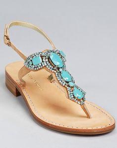 Love my new sandals