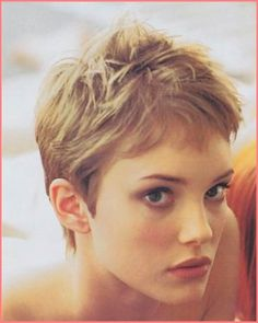 Pixie Haircut Images Ideas, The Messy Spikes Pixie Haircut Ideas
