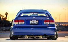 1999 Honda Civic, Honda Civic Coupe, Nissan Silvia, Civic Car, Honda Vtec, Toyota Supra, Honda Cars, Sweet Cars, Stance Nation