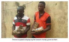 News Jagaban: Notorious Kidnappers of Nigeria-Turkish School stu...