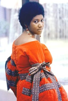 Aretha Franklin, knowns as the queen of soul, is the most influential artist of her generation. The music industry looks to her as a trademark for all music.