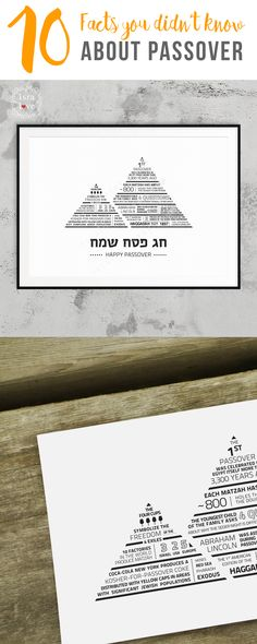 Wow, really cool facts I didn't know about Passover, the Seder, Matzah, Egypt, Pharao, the Exodus, and other things about this Jewish holiday. Great Infographic poster, can print as greeting card, or poster for office, Synagogue or other acitvity.