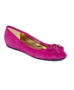 Marc Fisher Shoes, Tass Ballet Flats - A Macy's Exclusive - Flats - Shoes - Macy's
