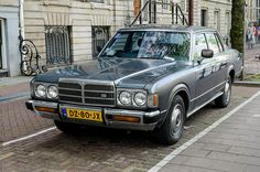 Toyota Crown 2600 Super Saloon Automatic 1979 | Flickr - Photo Sharing!