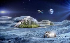 A holiday on Mars and the Moon could be a reality within a century