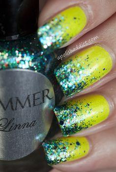 Shimmer Jenny and Linna   A Polish Addict