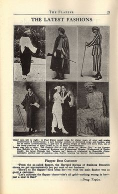 From the November 1922 issue of The Flapper magazine     A intelligent, up-to-the-second dress cut out, completely created, all ready to put on in less than an hour!