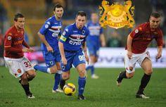 Prediksi Skor AS Roma vs Sampdoria 17 Februari 2014