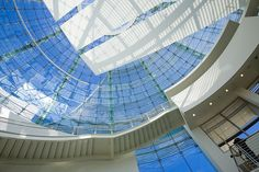 Architect Richard Meier: Up the Stairs by Thomas Hawk, via Flickr
