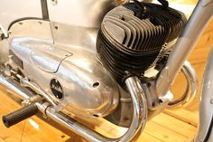 OldMotoDude: 1956 Maico Taifun on display at the Barber Vintage Motorsports Museum -- Birmingham, Al.