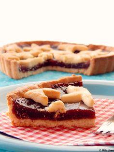 Pasta frola: Miicakes