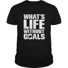 Lineman TShirt Whats Life Without Goals Football Sports TShirt - Lineman T-Shirt Whats Life Without Goals Football Sports T-Shirt  #funnyshirts #awesomeshirts #Football #Footballshirts Football Tshirts