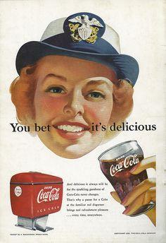 Coca Cola, 1952