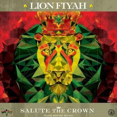 Lion Fiyah - Salute The Crown (2015) -| http://reggaeworldcrew.net/lion-fiyah-salute-the-crown-2015/
