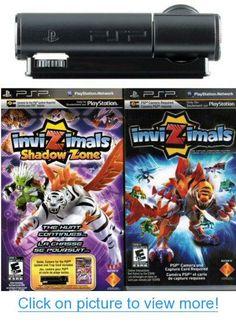 InviZimals & InviZimals 2: Shadow Zone (w/ Camera) - PSP