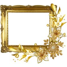 christmas gold (3).png ❤ liked on Polyvore featuring frames, backgrounds, borders and picture frame