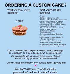 cake ordering
