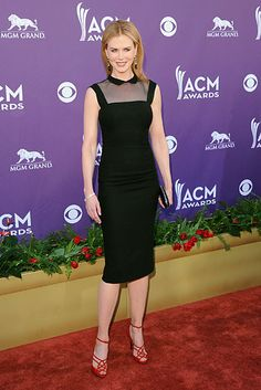 LAS VEGAS, NV - APRIL 01:  Actress Nicole Kidman arrives at the 47th Annual Academy Of Country Music Awards held at the MGM Grand Garden Arena on April 1, 2012 in Las Vegas, Nevada.  (Photo by Jason Merritt/Getty Images)