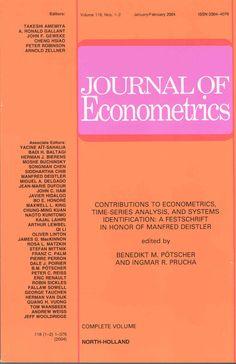 Публикации в журналах, наукометрической базы Scopus  Journal of Econometrics  #Econometrics #Journals #публикация, #журнал, #публикациявжурнале #globalpublication #publication #статья