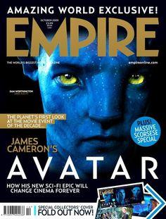 Sam Worthington - Empire Magazine Cover [United Kingdom] (October 2009)