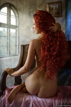 Amazing red hair
