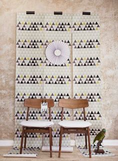 Our Wallpaper collection on House of C Blog