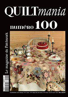 quiltmania n 100 Que des merveilles!!!