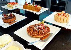 English afternoon high tea buffet @ L'Espresso, Goodwood Park Hotel