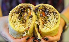 Hidden Menu Items From Your Favorite Restaurants : Chipotle: Quesarito