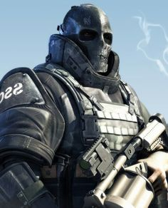 Which Army of Two Character are You? - Army of Two