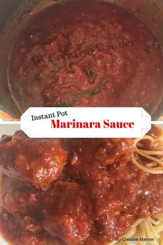 Easy to make Marinara Sauce in an Instant Pot! Easy to make Marinara Sauce in an Instant Pot! Tomato Sauce Recipe, Sauce Recipes, Pasta Recipes, Chicken Recipes, Cooking Recipes, Easy Food To Make, Quick Easy Meals, Easy Dinner Recipes, Simple Recipes