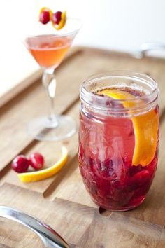 How to Infuse Vodka and Cranberry Orange Vodka Recipe