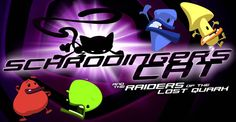 Análise: Schrödinger's Cat and the Raiders of the Lost Quark (Multi) é simpático, mas peca na diversão - GameBlast