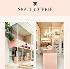 Sra. Lingerie loja