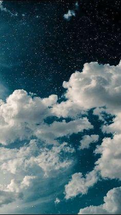 Pink Clouds Wallpaper, Night Sky Wallpaper, Phone Wallpaper Images, Wallpaper Space, Scenery Wallpaper, Sunset Wallpaper, Iphone Background Wallpaper, Aesthetic Pastel Wallpaper, Aesthetic Backgrounds