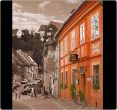 Hotel Casa Wagner Sighisoara Transylvania Romania, Hotel Reviews, Trip Advisor, Street View, Boutique, Country, Beautiful, Littoral Zone, Romania