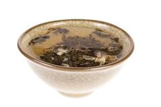 Herbal teas to help stabilize blood glucose.