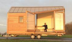 De voordelen van wonen in een klein, zelfgebouwd huisje