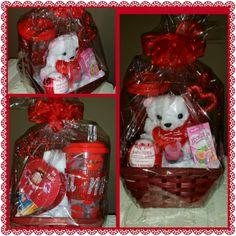 valentines day gift basket