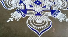 Padi Kolam, Simple Rangoli, Dots, Kids Rugs, Stars, Stitches, Kid Friendly Rugs, Sterne, Star
