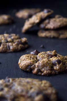 Coconut Sugar Chocolate Chip Cookies   Includes gluten-free, vegan/paleo, and gift in a jar options.