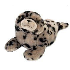 Cuddlekins Harbor Seal Stuffed Animal by Wild Republic
