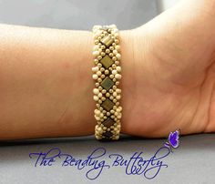Claddagh Reversible Bracelet Kit - 24k Gold and Sandstone - Click Image to Close