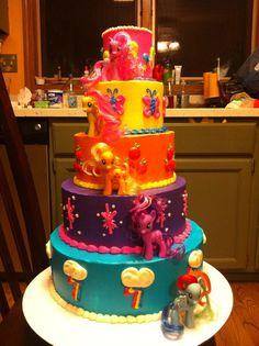My little pony cake WANTS!!!!!!!!!!!!!!!!!