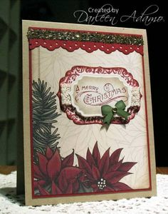 2010 Christmas Cards by darleenstamps - Cards and Paper Crafts at Splitcoaststampers