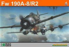 Focke-Wulf FW 190A-8/R2 PROFIPACK 1/48, tarjouksessa, 20e
