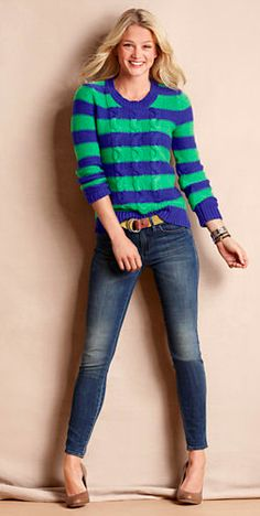 728abfb0483a4 Neat everyday look. Don t forget the belt! Preppy Fall