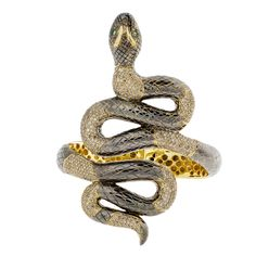 SAZINGG KAA Collection Snake Bracelet #sazingg #snake